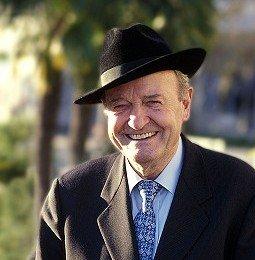 Hommage à André Labarrère - David Habib